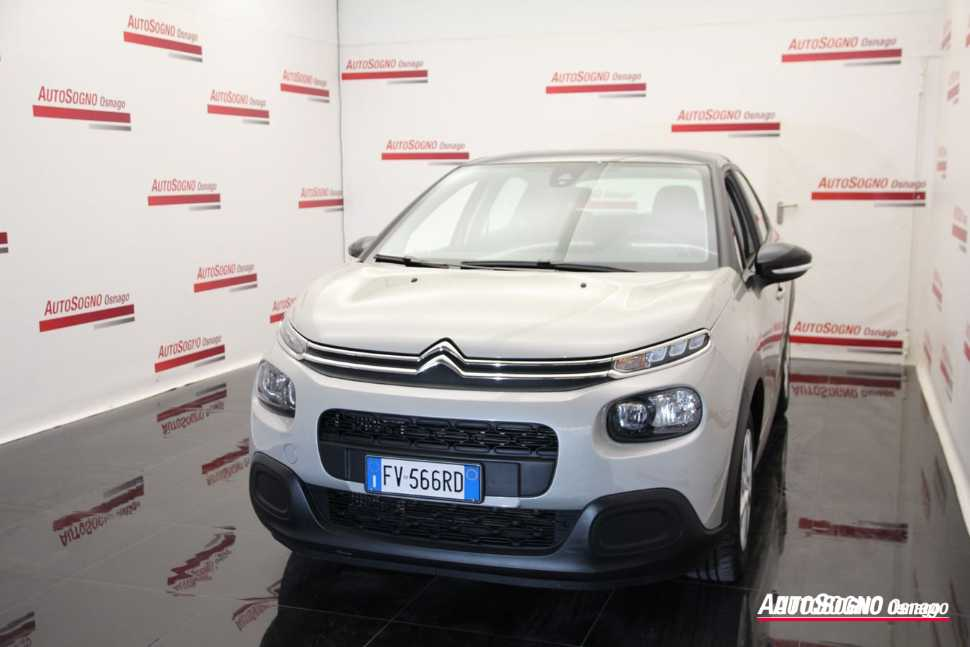 CITROEN C3 PureTech 110 S&S EAT6 Feel