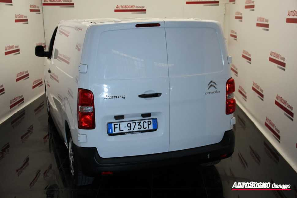 CITROEN Jumpy BlueHDi 115 S&S M Club IVA ESCLUSA